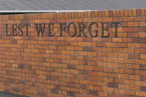 Wall of Remembrance, Tawa